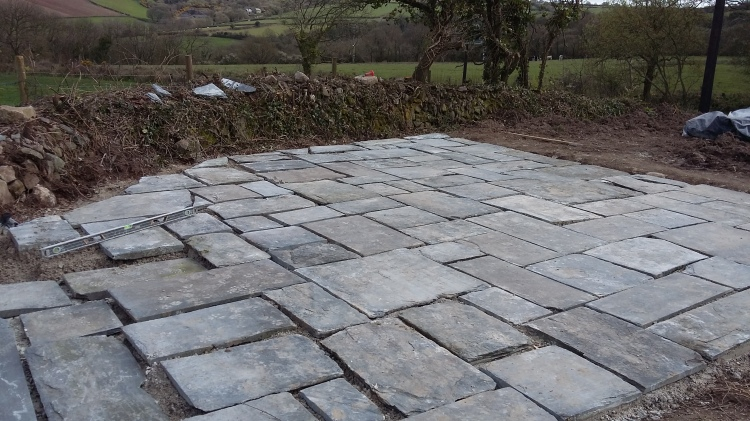 Building country patio 3