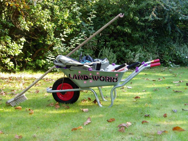 Landworks Wheelbarrow