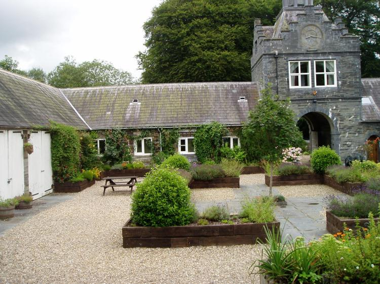Grade 2 listed stables