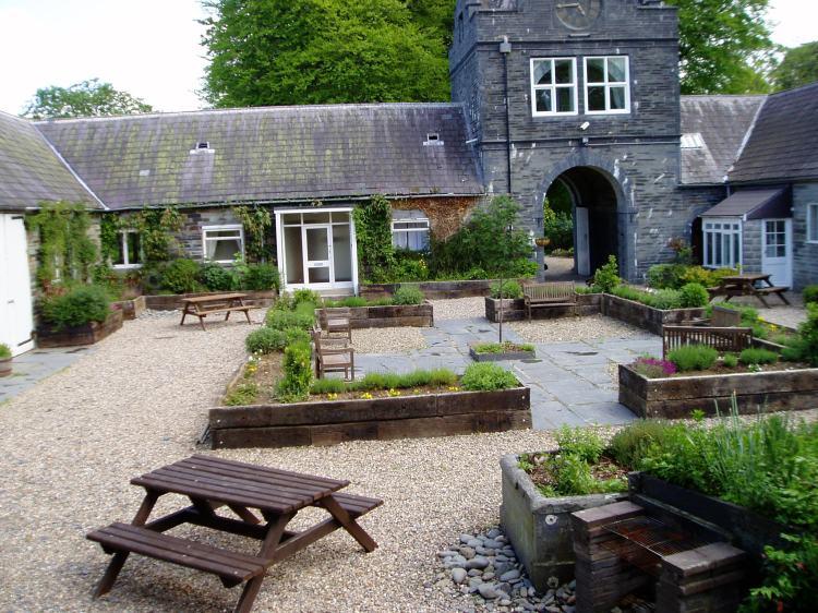 Historic garden process 3