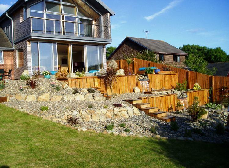 Building a difficult garden 7