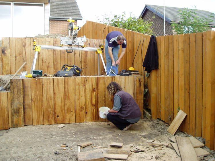 Building a difficult garden 3