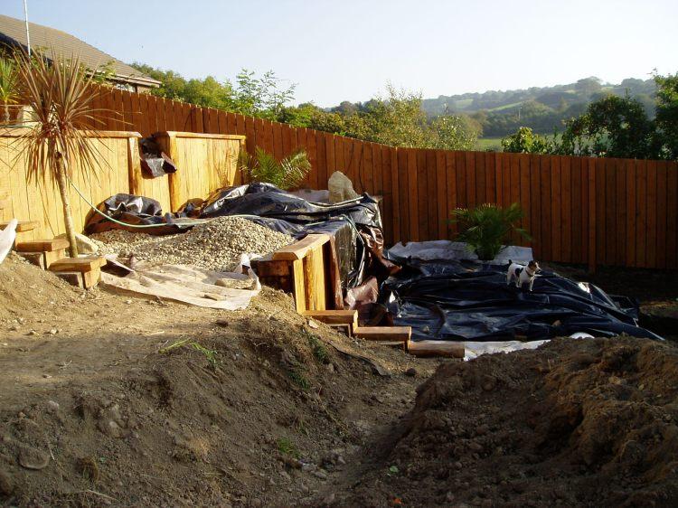 Building a difficult garden 4