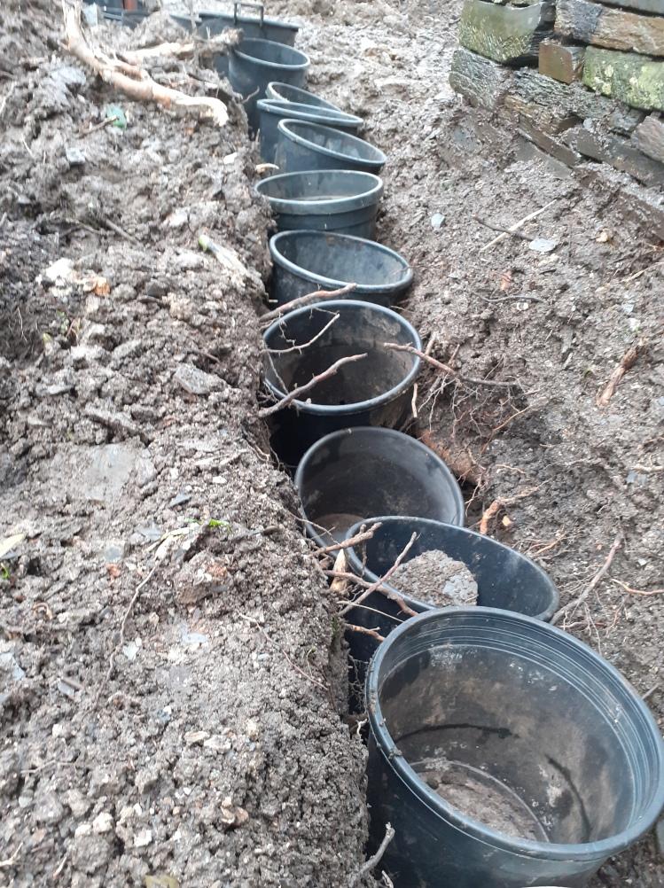 landworks-trench-pots-cilgerran-pembrokeshire